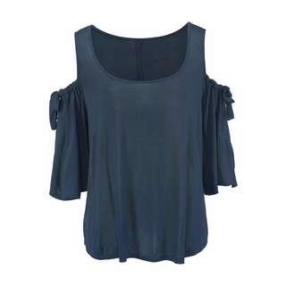 Lascana T-Shirt Damen blau