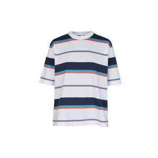 Cleptomanicx Coasting 2 T-Shirt Damen White