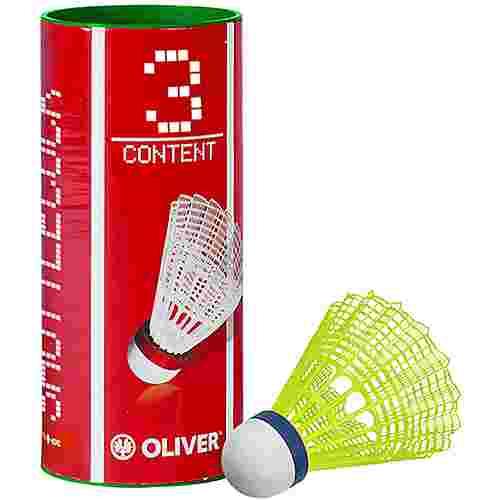 OLIVER Pro Tec Badmintonball grün