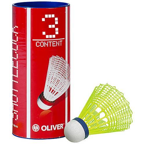 OLIVER Pro Tec Badmintonball blau