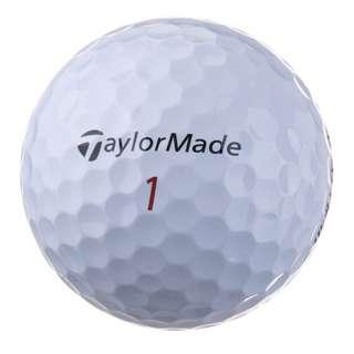 Taylor Made Tour Response Golfball white