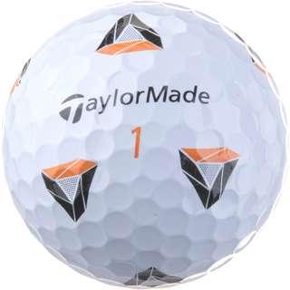 Taylor Made TP5x pix2.0 Golfball white pix