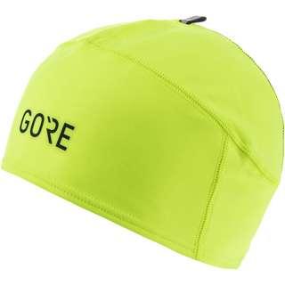 GORE® WEAR GWS Windstopper Laufmütze neon yellow