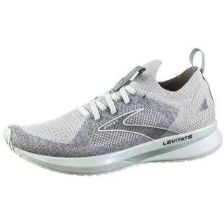 Brooks Levitate StealthFit 5 Laufschuhe Damen grey-aqua glass