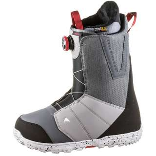 Burton Moto BOA® Snowboard Boots Herren grey-black