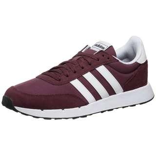 adidas Run 60s 2.0 Sneaker Herren weinrot / weiß