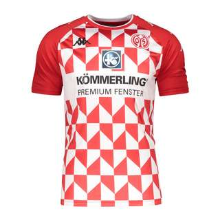 KAPPA 1. FSV Mainz 05 Trikot 3rd 2021/2022 Trikot rotweiss