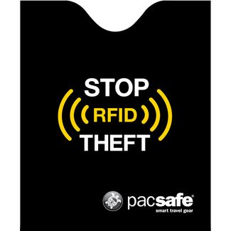 Pacsafe RFIDsleeve 50 Schutzhülle black