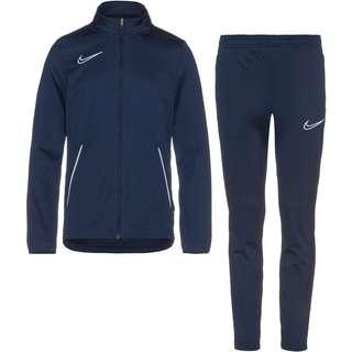 Nike Academy21 Trainingsanzug Kinder obsidian-white-white