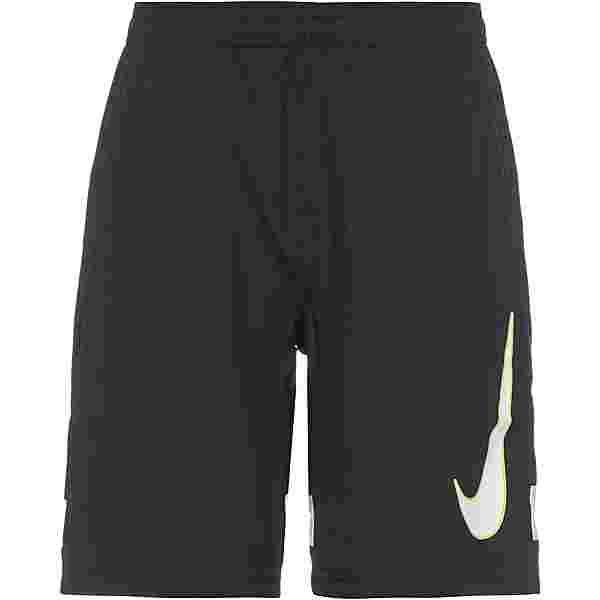 Nike Academy Fußballshorts Kinder black-white-white