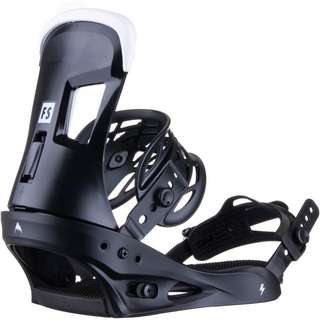 Burton Freestyle Flex Snowboardbindung Herren black