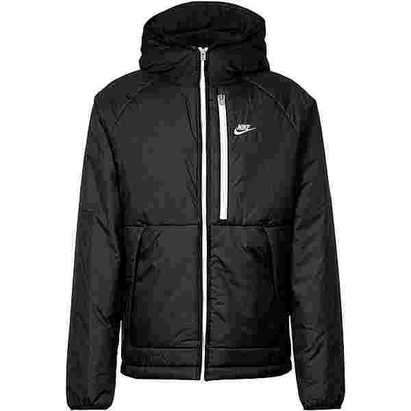 Nike NSW Legacy Kapuzenjacke Herren black-black-sail