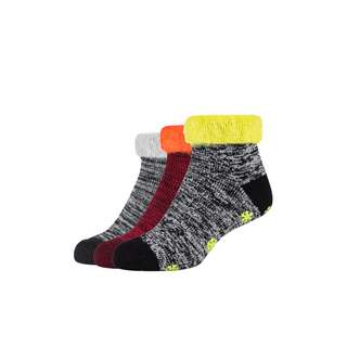 Camano Warm-Up Sneakersocken black