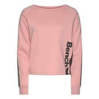 Bench Sweatshirt Damen rauchrosa