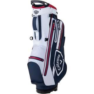 Callaway STN CHEV Golftasche nvy-wht-rd