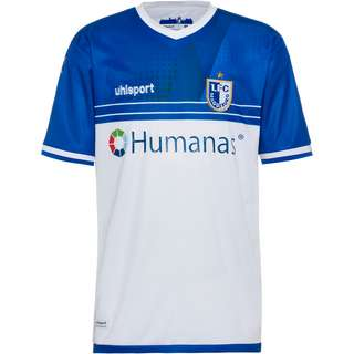 Uhlsport 1. FC Magdeburg 21-22 Heim Trikot Herren weiß-azurblau