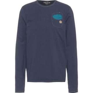 E9 DIEGO Klettershirt Herren ocean-blue
