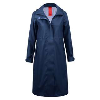 Dingy Weather Kim Steppmantel Damen marineblau