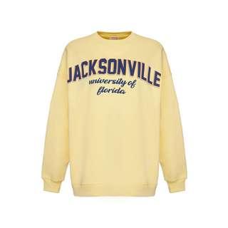 Grimelange Ramona Sweatshirt Damen yellow