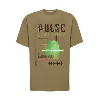 Grimelange Blake T-Shirt Herren khaki