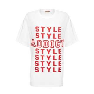 Grimelange Maybe T-Shirt Damen white