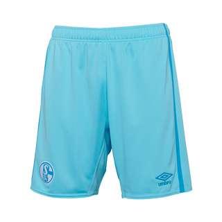 UMBRO FC Schalke 04 Short 3rd 2021/2022 Fußballshorts blau