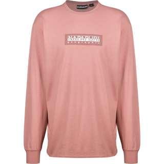 Napapijri Sox Longshirt Herren pink