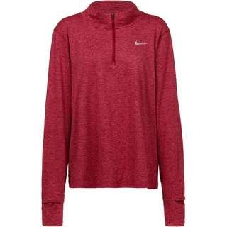 Nike Funktionsshirt Damen pomegranate-archaeo pink-reflective silv
