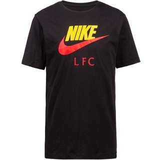 Nike FC Liverpool T-Shirt Herren black