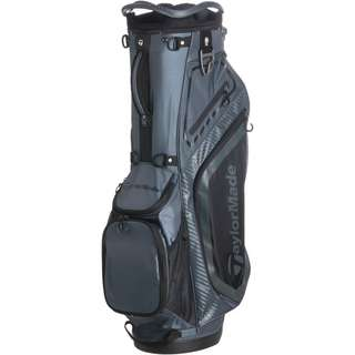 Taylor Made Stand8.0Bag Golftasche charcoal-black