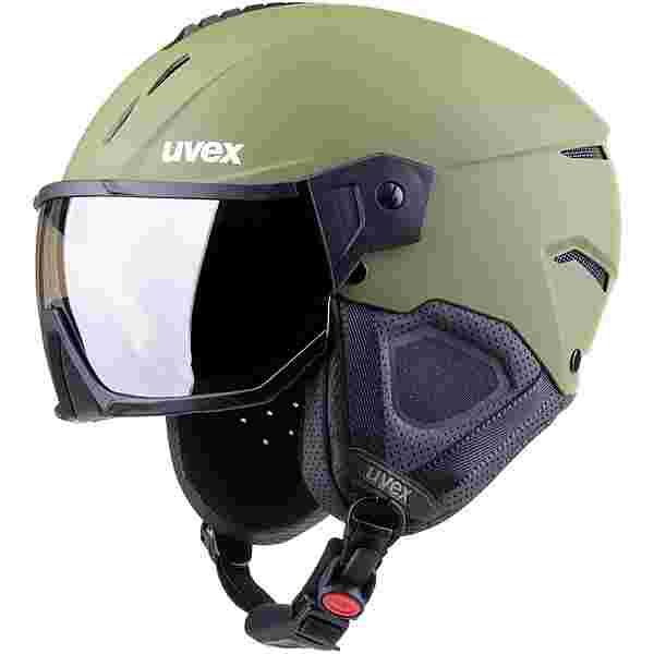 Uvex uvex instinct visor Skihelm croco mat