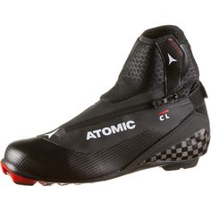 ATOMIC REDSTER WORLDCUP CLASSIC Langlaufschuhe black-red