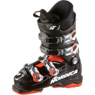 Nordica SPEEDMACHINE J 4 Skischuhe Kinder black-white-red