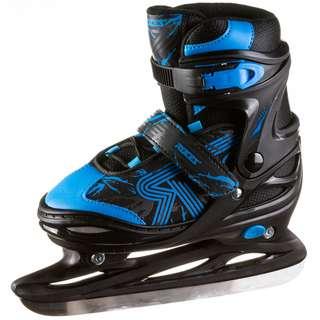 ROCES JOKEY ICE 3.0 BOY Schlittschuhe Kinder black-astor blue