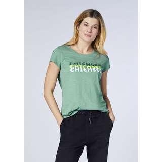 Chiemsee T-Shirt T-Shirt Damen Oil Blue