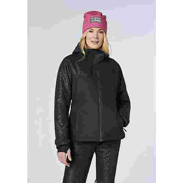 Chiemsee Skijacke Skijacke Damen Transparent/Black