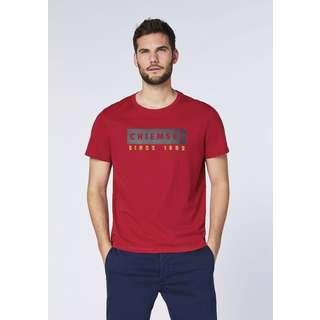 Chiemsee T-Shirt T-Shirt Herren Chili Pepper