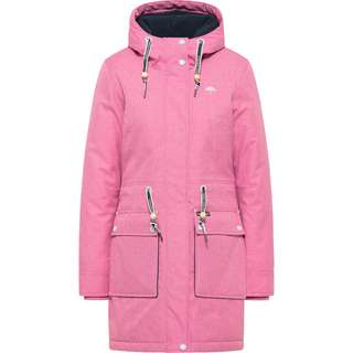 Schmuddelwedda Winterjacke Damen Pink Melange