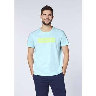 Chiemsee T-Shirt T-Shirt Herren Cool Blue