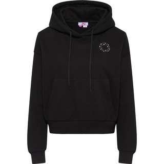 MYMO Sweatshirt Damen Schwarz
