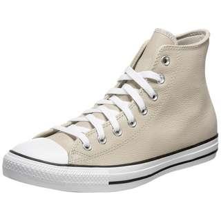 CONVERSE Chuck Taylor All Star Hi Sneaker Herren beige / weiß