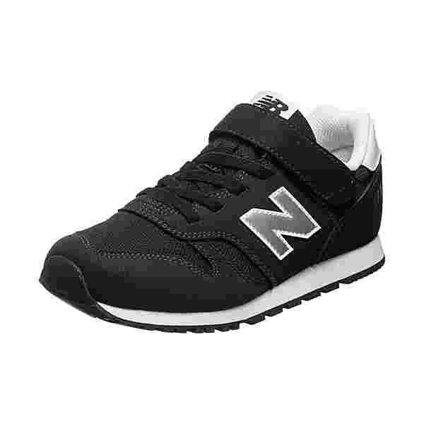 NEW BALANCE 373 Sneaker Kinder schwarz / silber