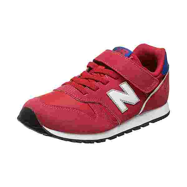 NEW BALANCE 373 Sneaker Kinder rot / weiß