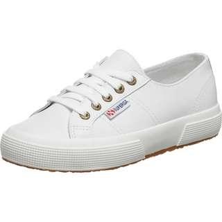 Superga 2750 Nappa Sneaker Damen weiß