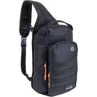 moorhead Rucksack Slingbag 7L Daypack schwarz