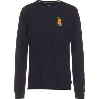 Nike FC Langarmshirt Herren black