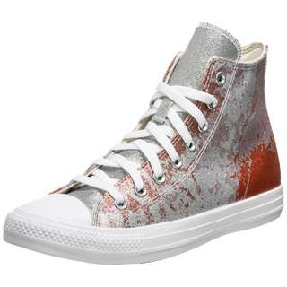 CONVERSE Chuck Taylor All Star Hi Sneaker Herren beige / rot