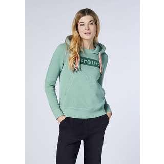 Chiemsee Kapuzensweatshirt Sweatshirt Damen Oil Blue