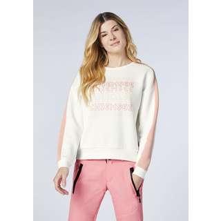 Chiemsee Sweatshirt Sweatshirt Damen Star White