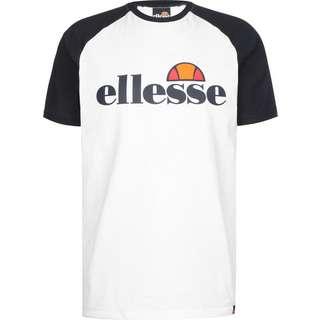 Ellesse Corp T-Shirt Herren weiß/blau